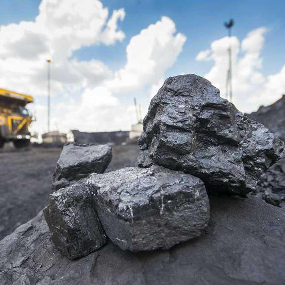 Fuelling On Coal Mine