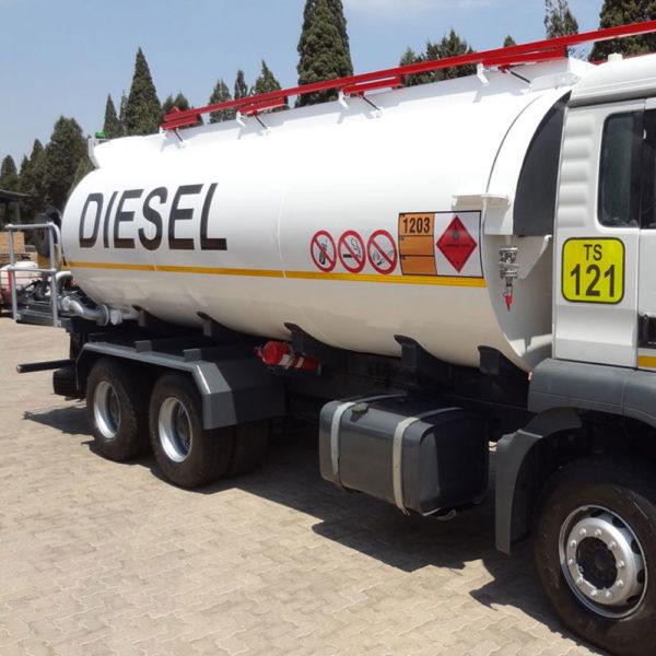 Diesel Bowser