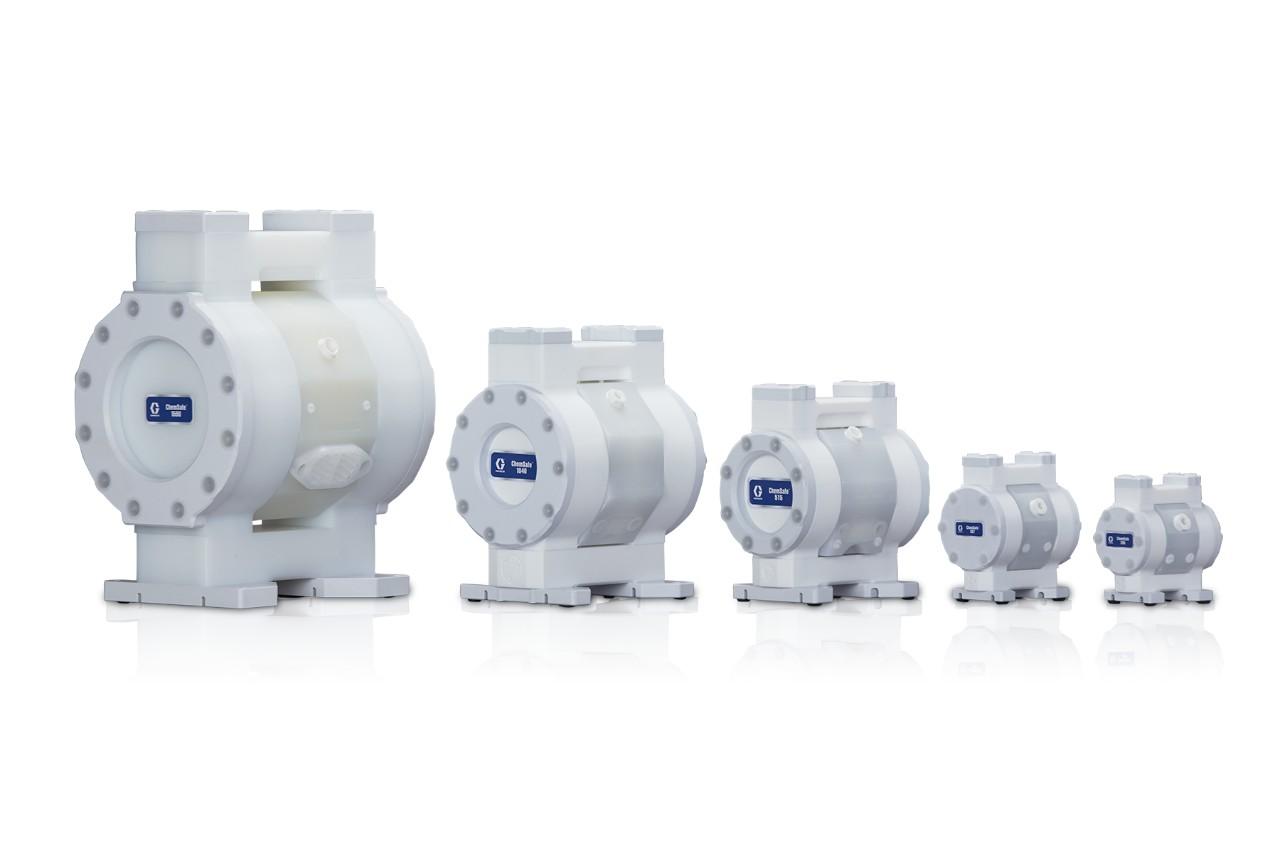 New ChemSafe AODD Transfer Pump